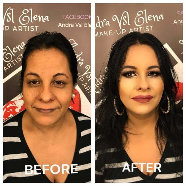 Servicii makeup